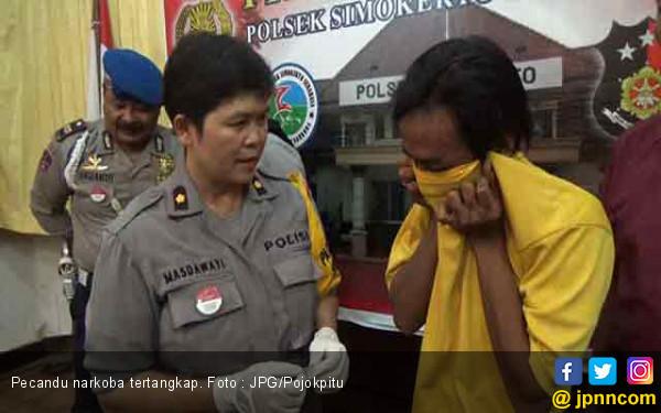 Mas Setiawan Sudah Kere, Masih Nyabu Pula - JPNN.com