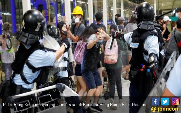 Tiongkok Sahkan UU Pengekang Kebebasan, Taiwan Minta Warganya Jauhi Hong Kong - JPNN.com