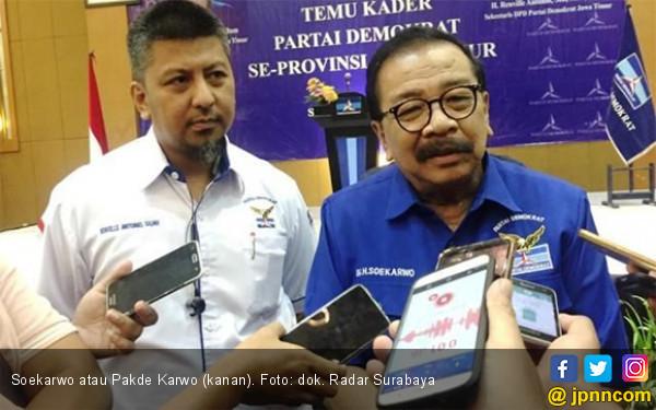 Pakde Karwo Mengundurkan Diri - JPNN.com