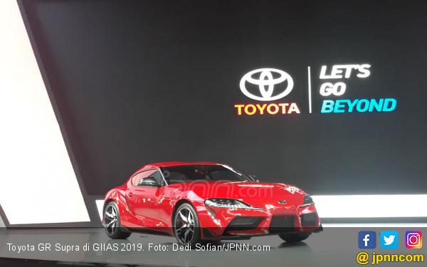 Toyota GR Supra Sudah Terpesan Puluhan Unit - JPNN.com
