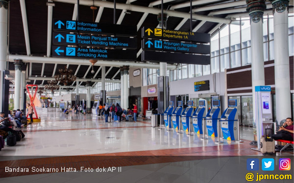 Duh..Memalukan Oknum Polisi di Bandara Soetta Peras Anggota Kepolisian Arab - JPNN.com
