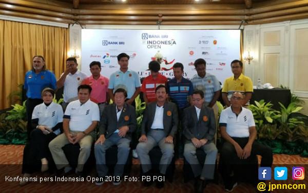 Indonesia Open Seleksi Akhir Timnas Golf Jelang SEA Games 2019 - JPNN.com