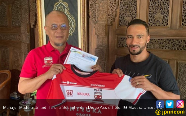 Gaet Gelandang Jempolan, Madura United Kian Mengerikan - JPNN.com