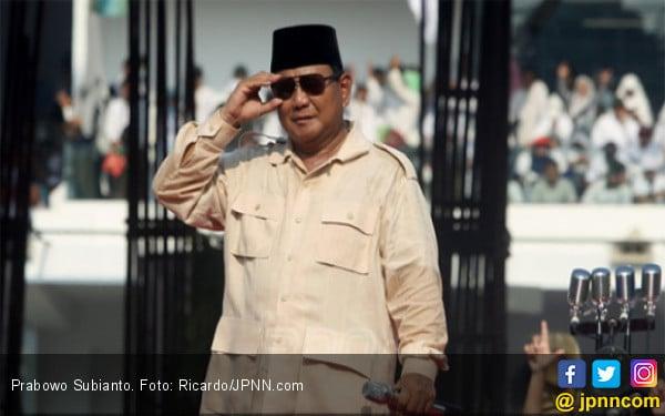 Prabowo - Monoarfa Bahas Kemungkinan Kerja Sama Gerindra dan PPP - JPNN.com