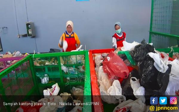 KLHK Terus Kembangkan Kantong Plastik Ramah Lingkungan