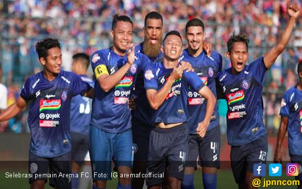 Rekor Pertemuan Arema FC Vs Persebaya: Singo Edan Masih Mendominasi - JPNN.com