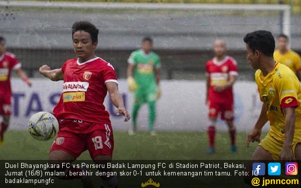 Bhayangkara FC Gagal Petik Poin Penuh di Kandang - JPNN.com