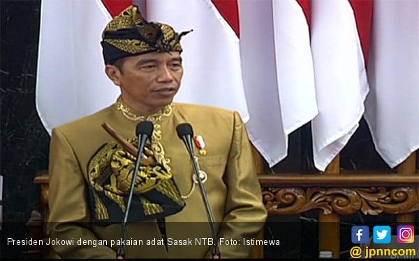Jokowi: Kita Berhadapan dengan Kompetisi Antarnegara yang Sengit - JPNN.com