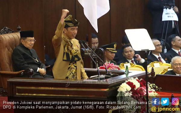 Jokowi: Saya yang Memimpin Lompatan Kemajuan Bersama - JPNN.com