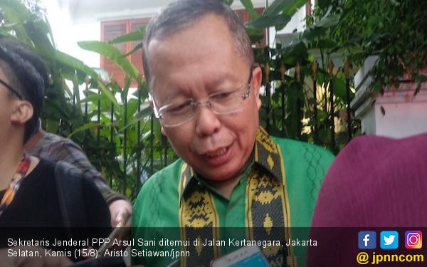 Arsul Sani: Bukan Sikut-sikutan tetapi Rangkul-Rangkulan - JPNN.com