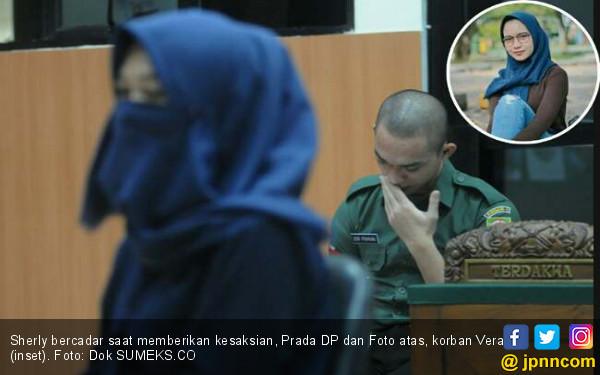 Terungkap di Sidang, Prada DP Mengelabui Vera Seolah Baru Pulang dari Pendidikan Militer - JPNN.com