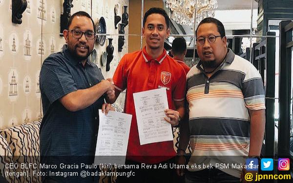 Bek PSM Resmi Merapat ke Perseru BLFC dengan Status Pinjaman - JPNN.com