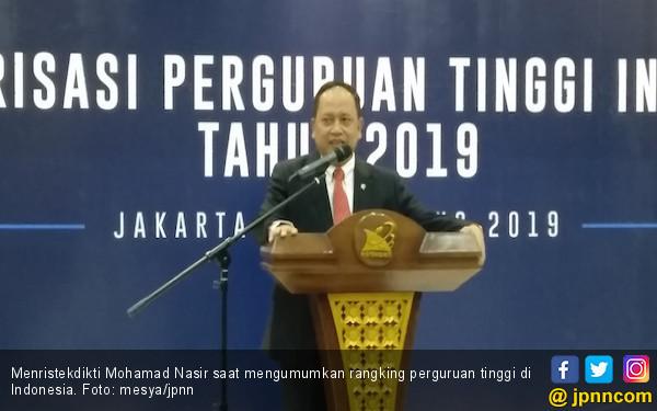 Ini 20 Politeknik Negeri dengan Rangking Tertinggi di Indonesia - JPNN.com
