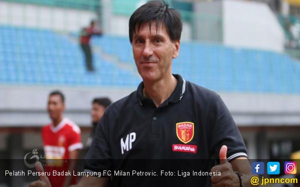 Liga 1 2019: Badak Lampung FC Masih Bisa Selamat - JPNN.com