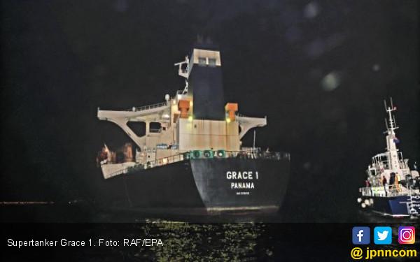 AS Pegang Bukti Tanker Iran Suplai Minyak ke Suriah - JPNN.com