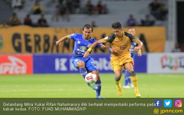 Mitra Kukar Berhasil Perpanjang Rekor Tak Terkalahkan di Liga 2 2019 - JPNN.com