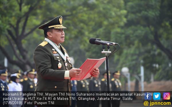Pembangunan SDM TNI Harus Jadi Prioritas Utama - JPNN.com