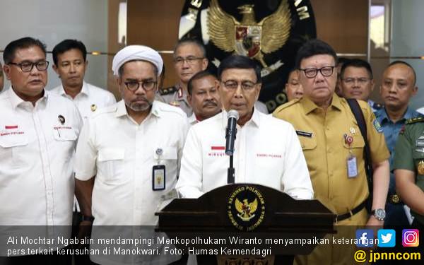 Rencana Wiranto untuk Keamanan Papua itu Keliru Besar - JPNN.com