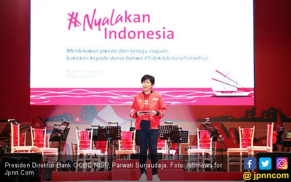 OCBC NISP Dorong Kemerdekaan Finansial Lewat Gerakan #NyalakanIndonesia - JPNN.com