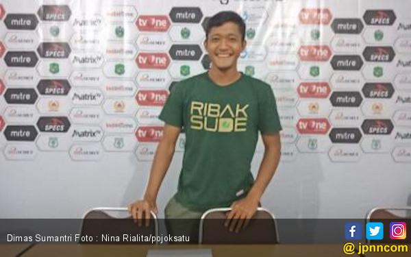 Resmi Mundur dari PSMS Medan, Dimas Sumantri Langsung Digaet Semen Padang - JPNN.com