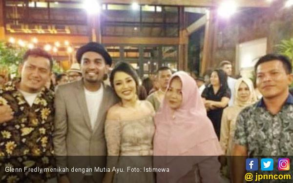 Glenn Fredly dan Mutia Ayu Persiapkan Pernikahan Sejak 2 Bulan Lalu - JPNN.com
