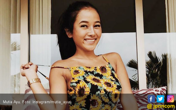 Sosok Mutia Ayu, Perempuan yang Dinikahi Glenn Fredly - JPNN.com