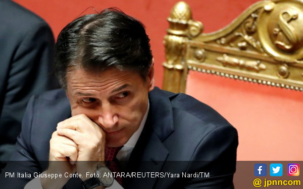 Waduh, Perusahaan Vaksin Amerika Sukses Bikin PM Italia Murka - JPNN.com