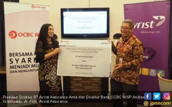 Mengintip Keunggulan Syariah Investa Optima dari Avrist Assurance dan UUS OCBC NISP - JPNN.com