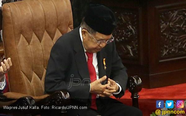 Pernyataan Wapres Jusuf Kalla Kasus Video Ustaz Abdul Somad - JPNN.com