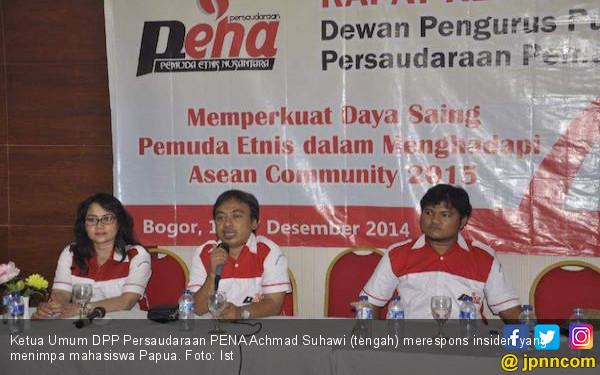 Persaudaraan PENA: Kasus Mahasiswa Papua, Mengusik Jati Diri Bangsa - JPNN.com