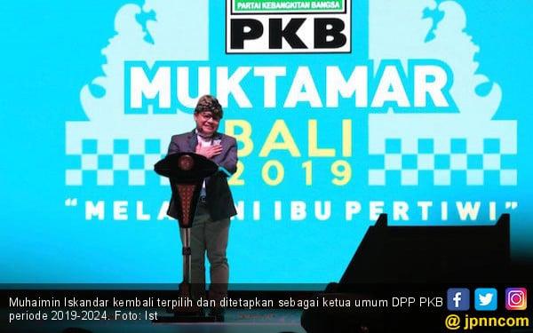 Muktamar PKB di Bali: Muhaimin Iskandar Ketum Lagi, Siapa Kandidat Sekjen? - JPNN.com