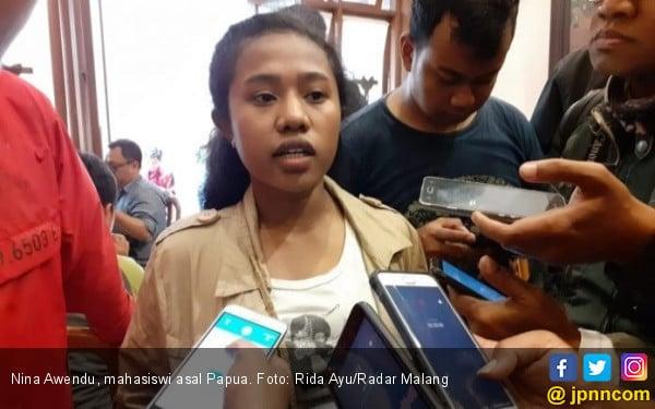 Pengakuan Mahasiswi asal Papua, Oh Ternyata - JPNN.com