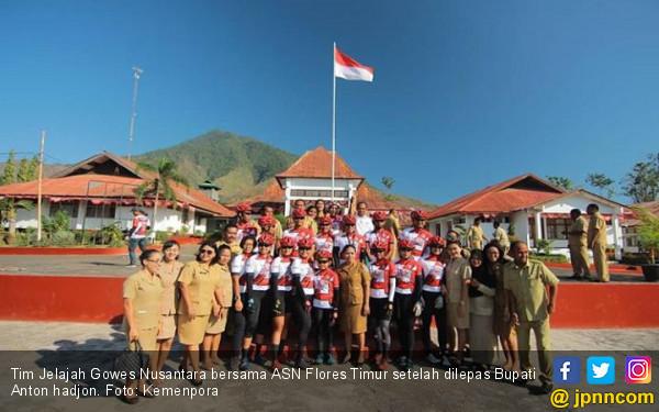 Flores Timur Siapkan Hari Khusus untuk ASN Bersepeda ke Kantor - JPNN.com