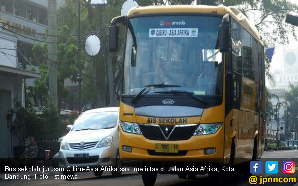 Bus Sekolah Sepi Peminat - JPNN.com