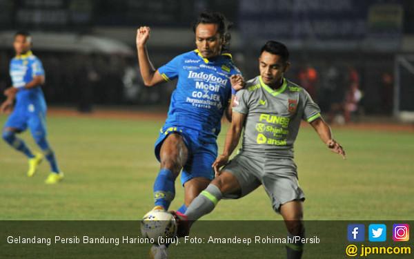 Hariono Tinggalkan Persib Bandung
