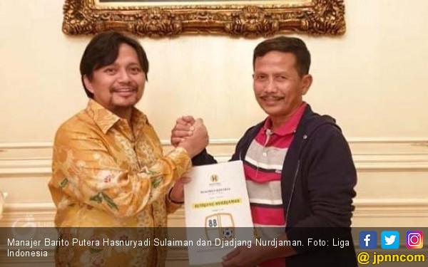 Dipecat Persebaya, Djadjang Nurdjaman Jadi Pelatih Barito Putera - JPNN.com