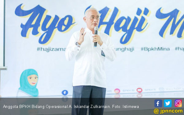 BPKH Dorong Milenial Berhaji Lewat Kompetisi Video - JPNN.com