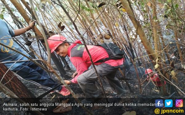 Menteri Siti: Selamat Jalan Pak Asmara - JPNN.com