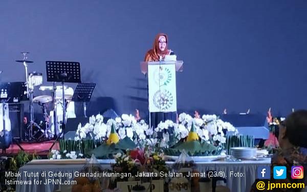 Mbak Tutut: Ibu Tien Soeharto Dirikan Yayasan Harapan Kita Bermodal Rp 100 Ribu - JPNN.com