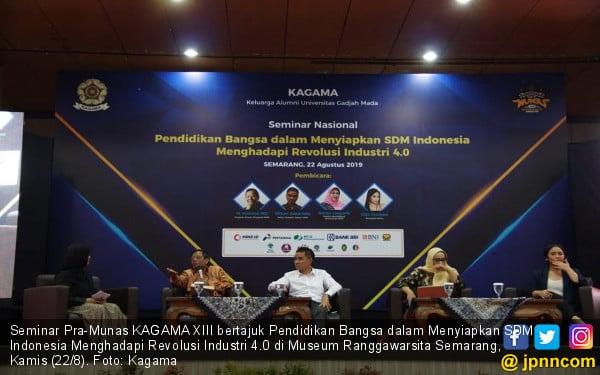 Gita Gutawa Ajak Masyarakat Tingkatkan Skill Hadapi Revolusi Industri 4.0 - JPNN.com
