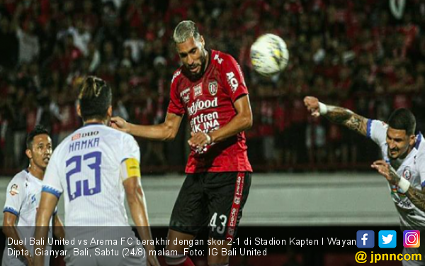 Raih Tiga Poin, Bali United Perlebar Jarak dari PS Tira Persikabo - JPNN.com