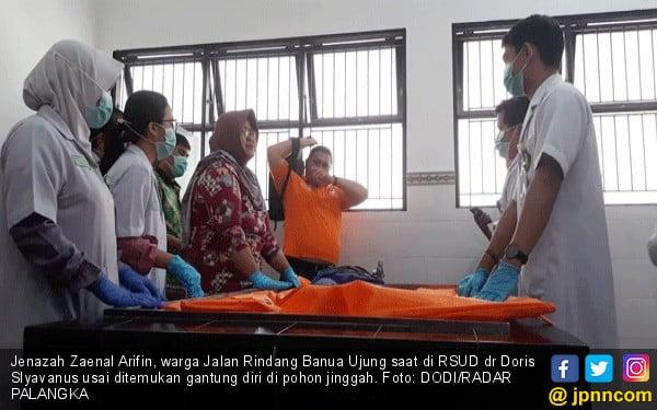 Zaenal Arifin Sakit Hati Dicerai Istri, Tetapi Mestinya tak Lantas Seperti Ini - JPNN.com