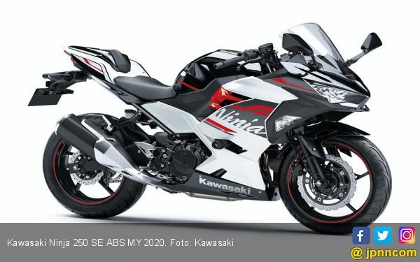 Kawasaki Meluncurkan Ninja 250 MY 2020, Ada 2 Varian dan Berikut Harganya - JPNN.com