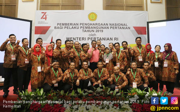 Program Santri Tani Milenial Untuk Cetak Eksportir Milenia - JPNN.com