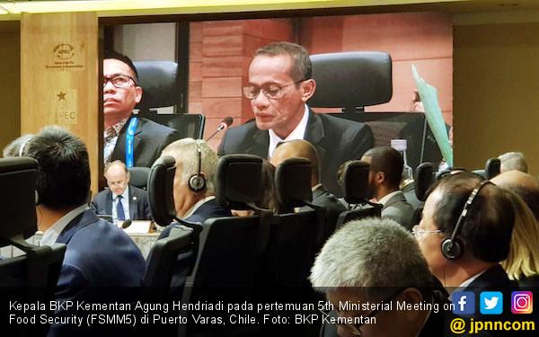 BKP Kementan Dorong Kerja Sama Menumbuhkan Petani Muda - JPNN.com
