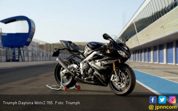 Triumph Daytona Moto2 Sudah Bisa Digeber Harian - JPNN.com