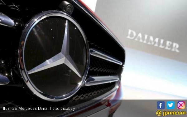 Mercedes-Benz Bukukan Penjualan Global 2.339.562 Unit, Rekor Sepanjang Sejarah - JPNN.com