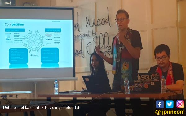 Dolano, Cara Mudah Traveling Keliling Indonesia - JPNN.com