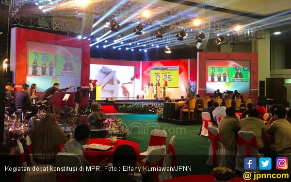 Universitas Sumatera Utara Raih Juara 1 Debat Konstitusi MPR - JPNN.com