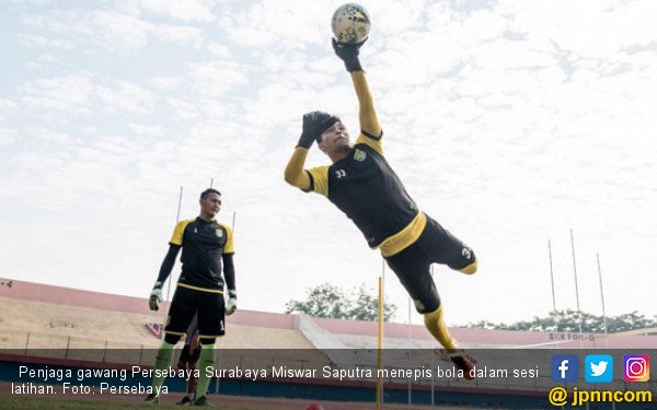 Persebaya Surabaya vs Bhayangkara FC: Ada Kabar Baik - JPNN.com
